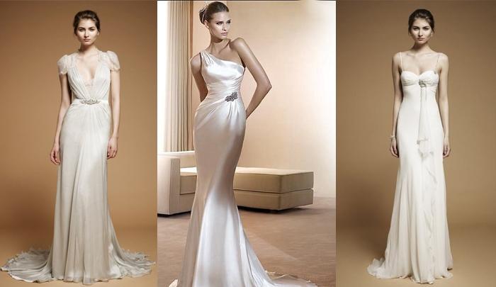 платья свадемный