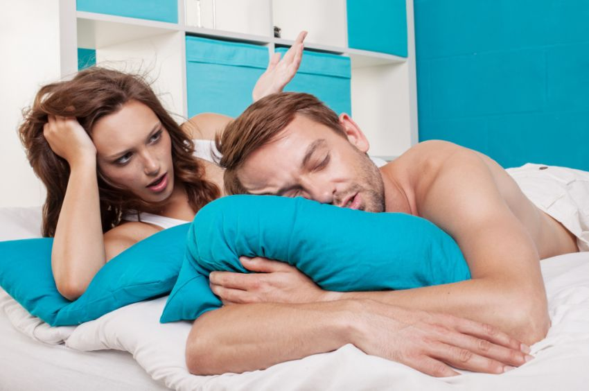 Birth control increasing my sex drive
