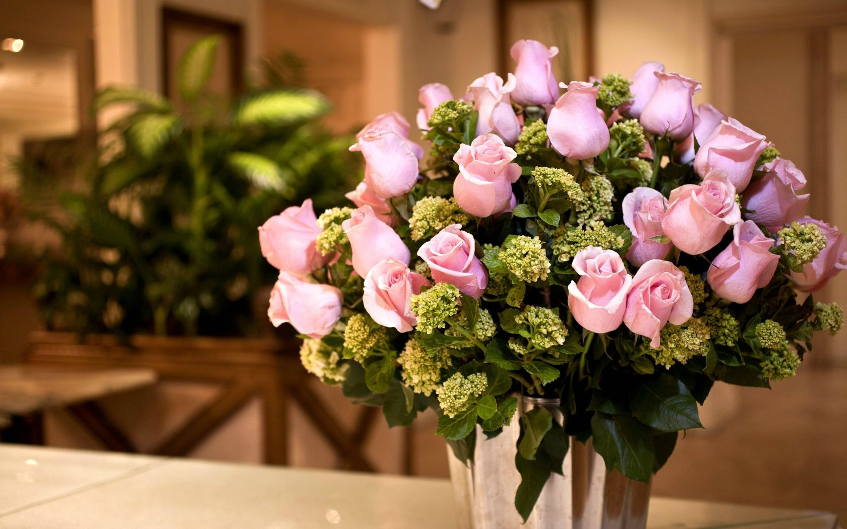 Роскошные цветы и букеты