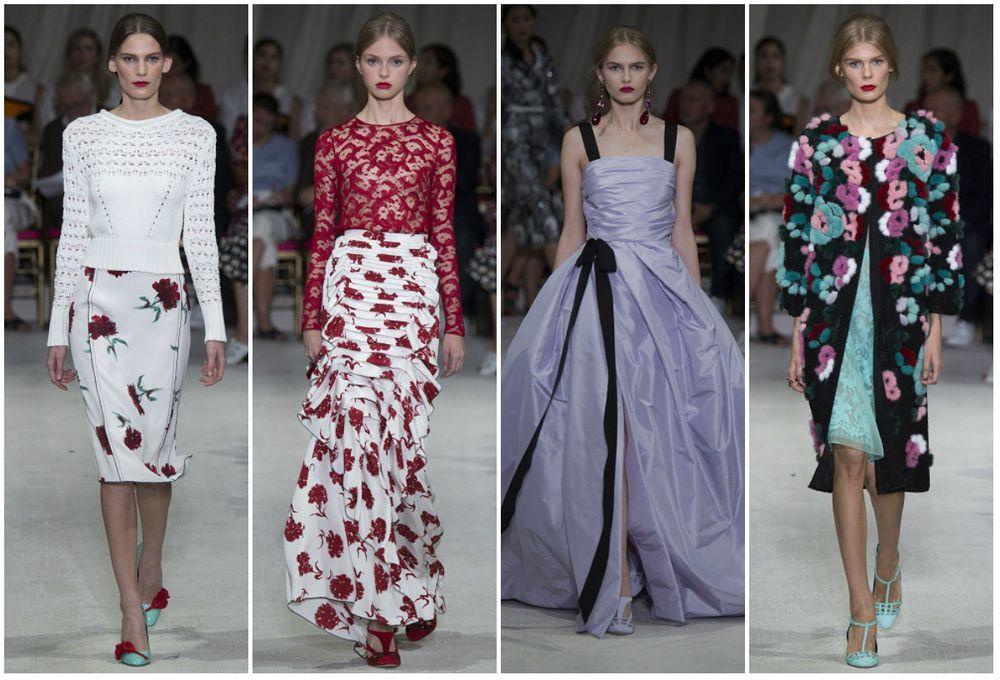 Модные тенденции на весна-лето 2017