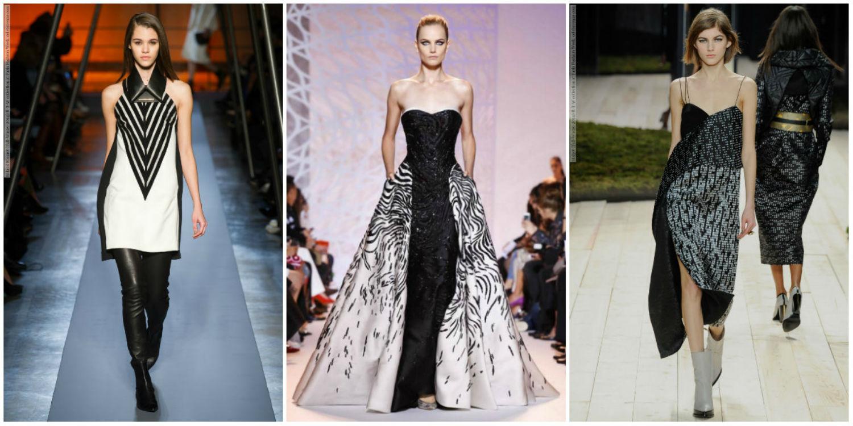 Модные тенденции осень 2017 платья