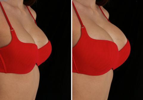 Упражнения с диска секс бюст для груди
