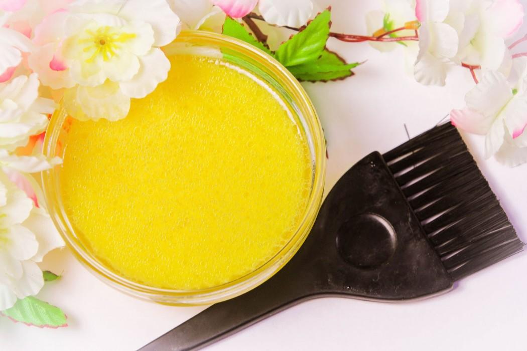 МАска из желатина рецепт