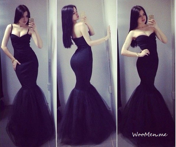 Выпускное платье 2016