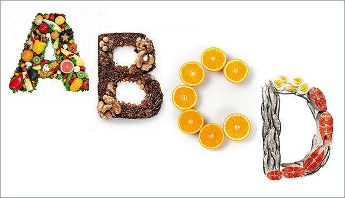 Похудение и витамины