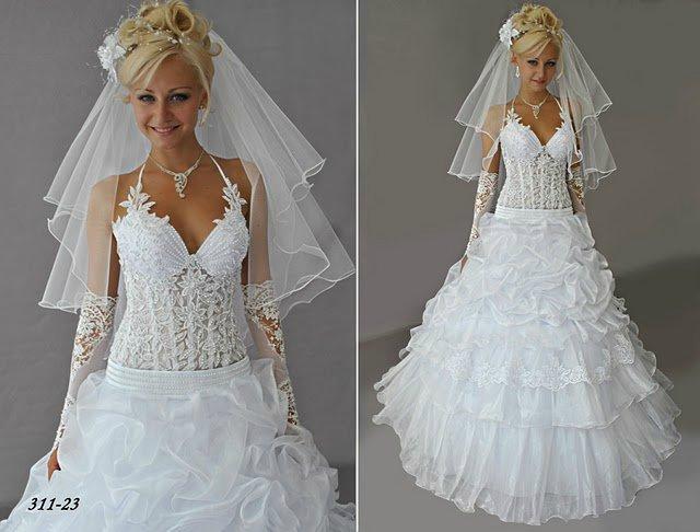 Как выбрать свадебное платье: 30 фото советы!