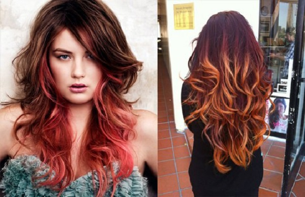 Как модно сейчас красить волосы 2016 фото