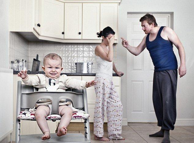 Почему мужья раздражают жен?