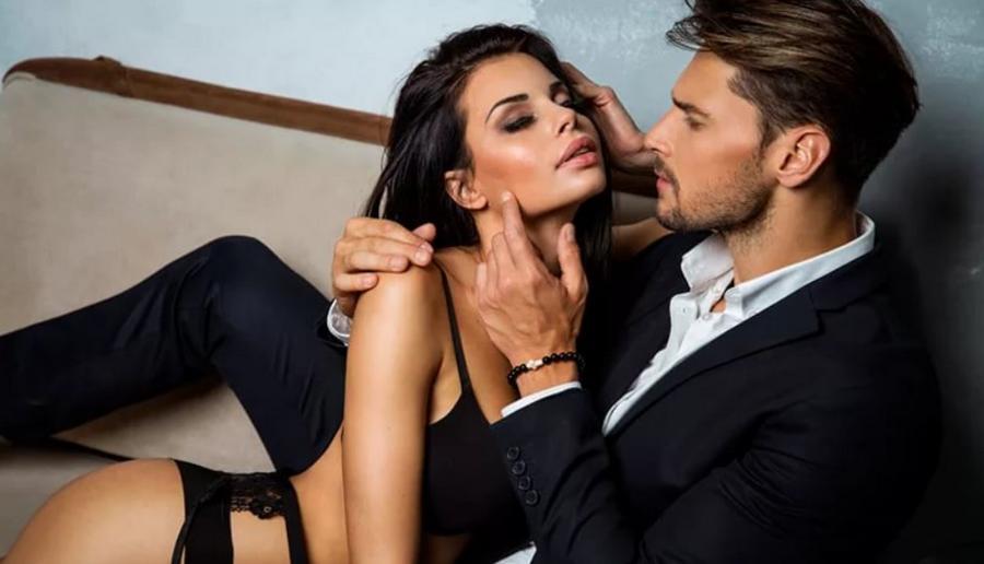Взрывной секс: разогрей его зимним вечером!