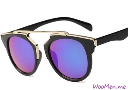 Модные солнцезащитные очки 2019 года