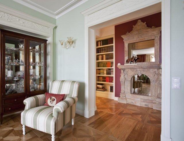 Романтическая квартира в Москве