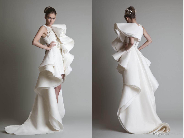 Платье на свадьбу для Водолея