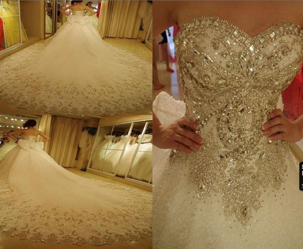 Платье на свадьбу для Льва