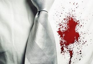 Как отстирать кровь