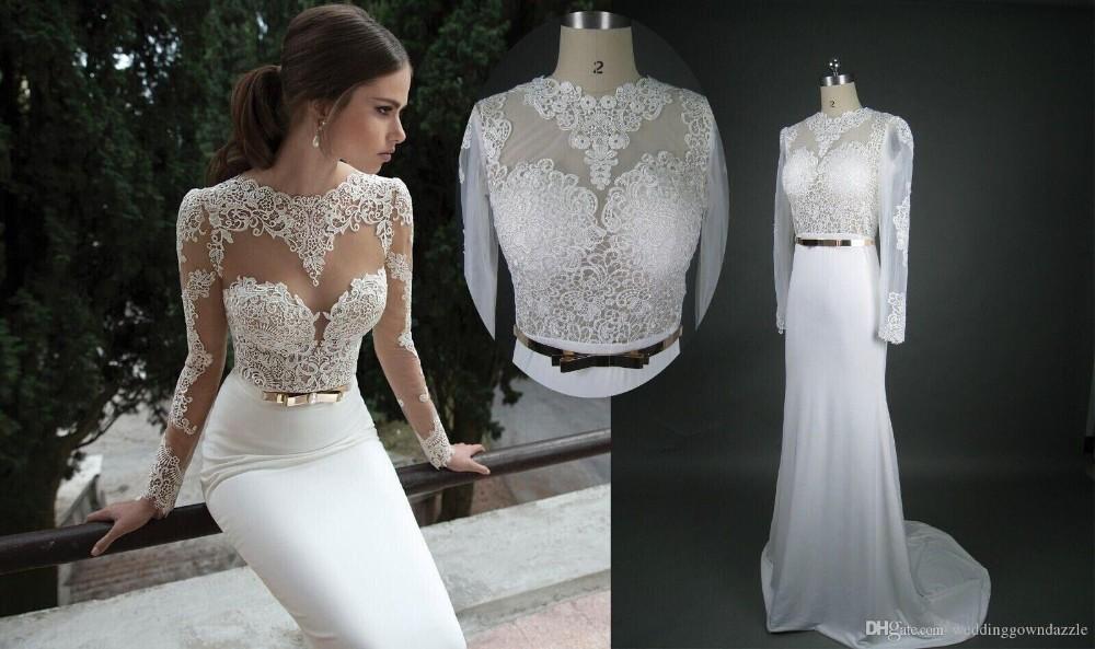 Платье на свадьбу для Девы