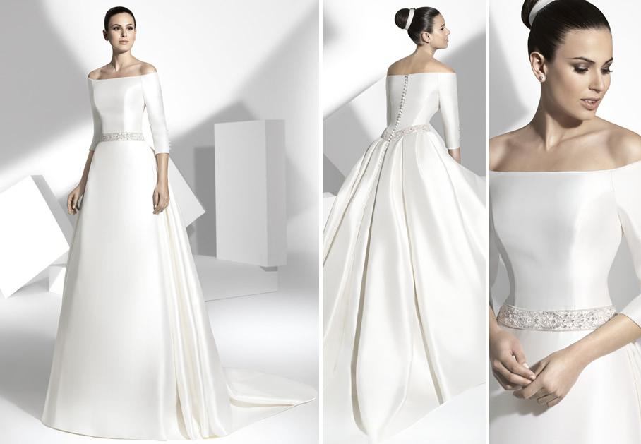 Платье на свадьбу для Овна
