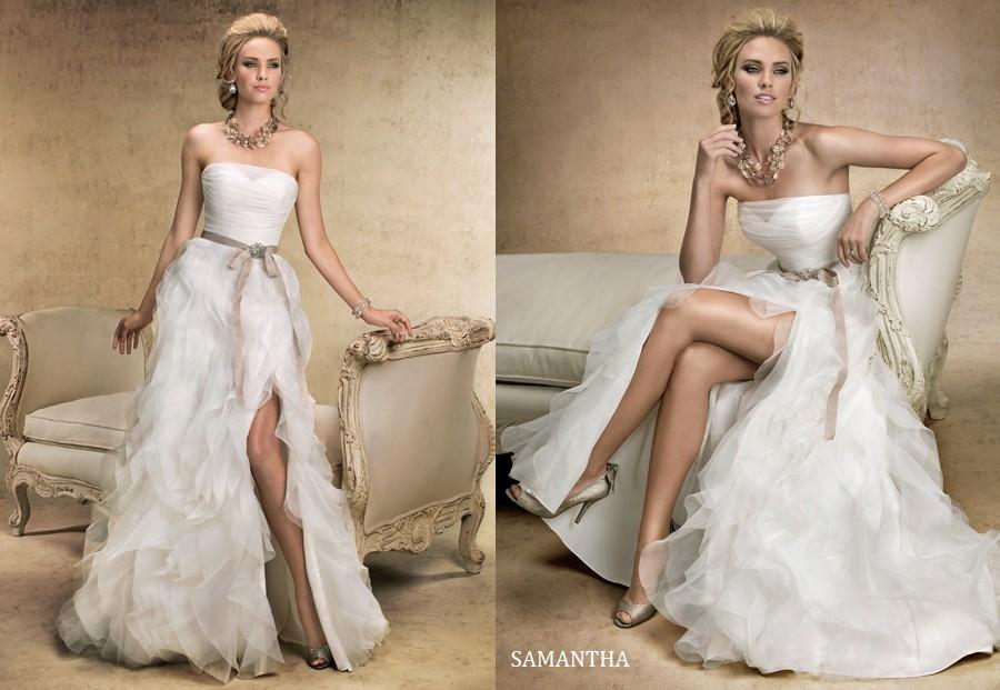 Платье на свадьбу для Весов