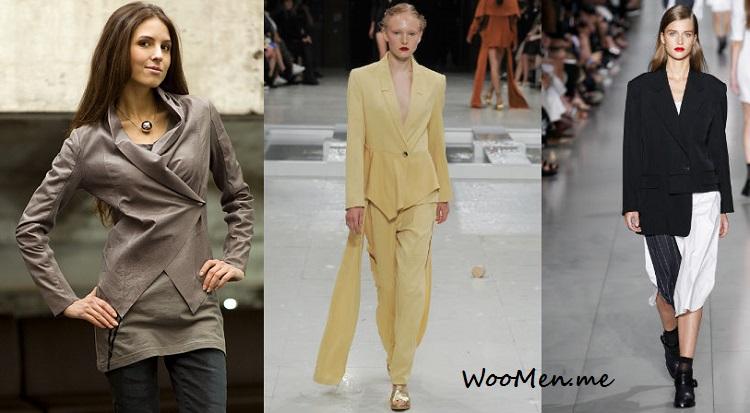 Модные пиджаки весна 2017