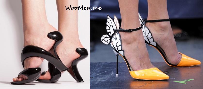 Модные женские туфли весна-лето 2017