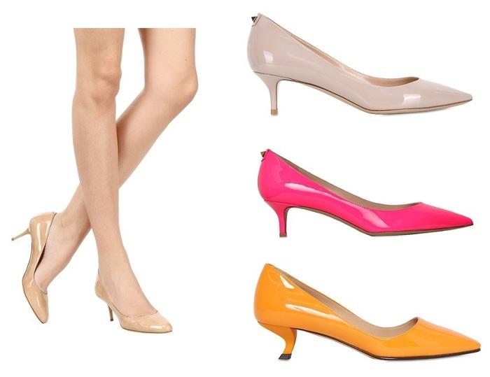 модные женские туфли весна 2017
