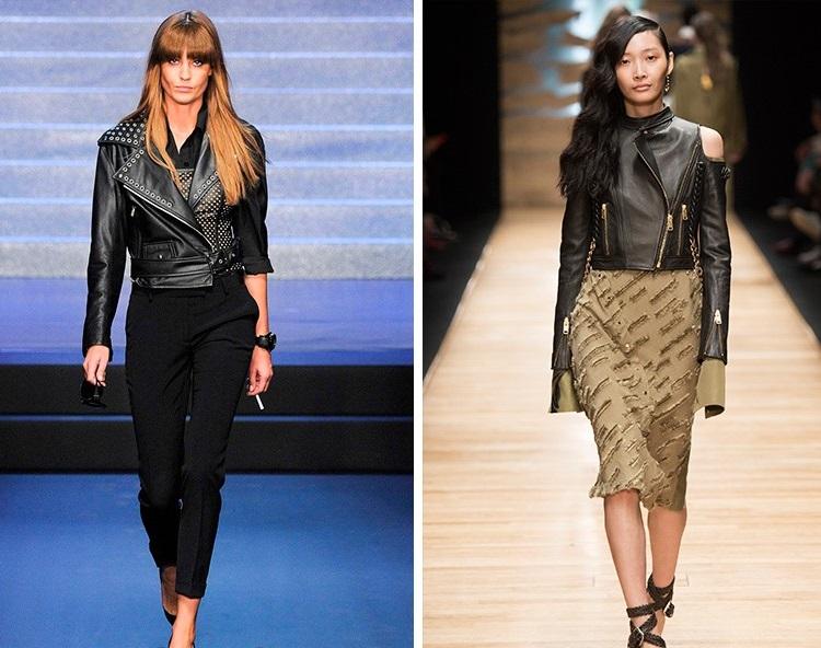 Модные женские куртки весна