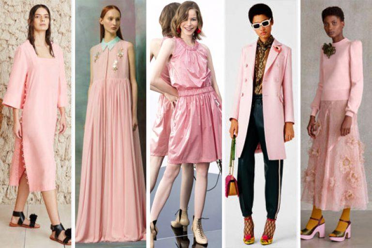 Мода весна-лето 2017