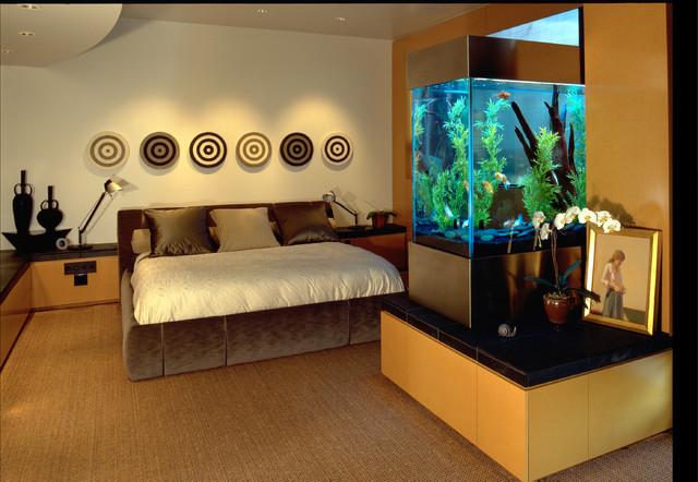 Комната для Рыбы