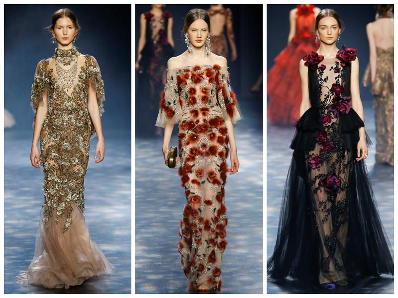 Модные весенние платья 2017