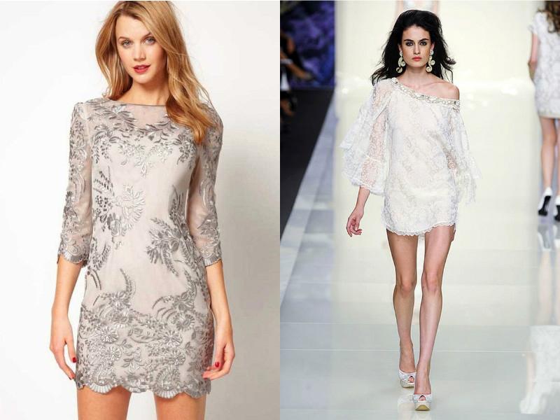 Модные платья весна лето тренды