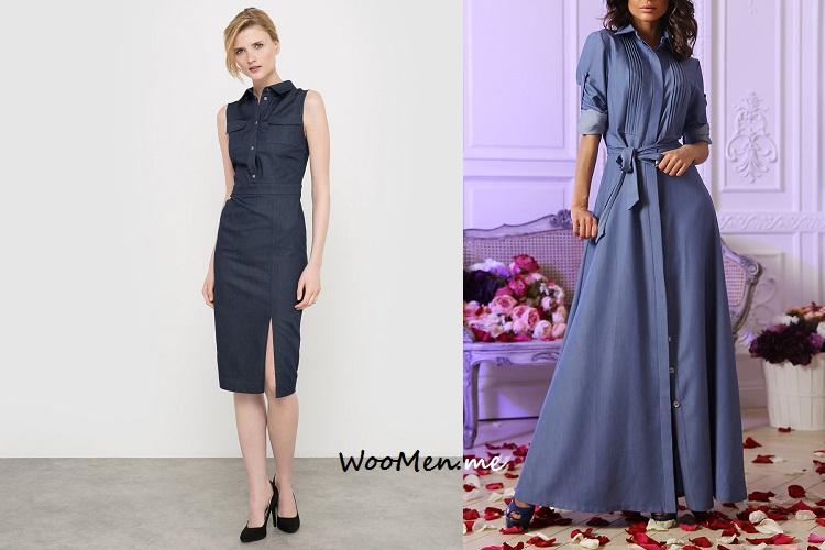 Модные платья весна 2017 тенденции