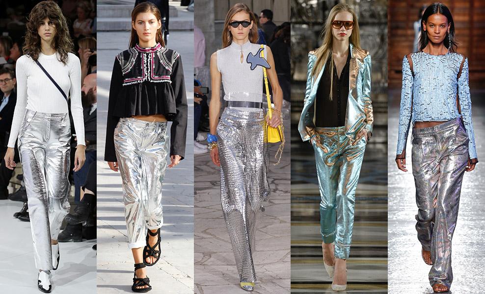 Модные брюки в 2017 году