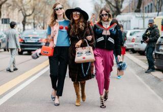 Модные вещи весной 2017