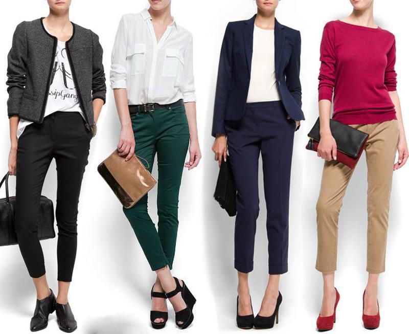Модные брюки лето 2017