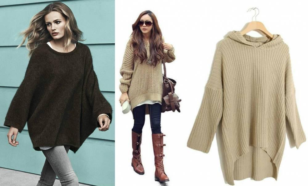 Модные свитера весна 2017