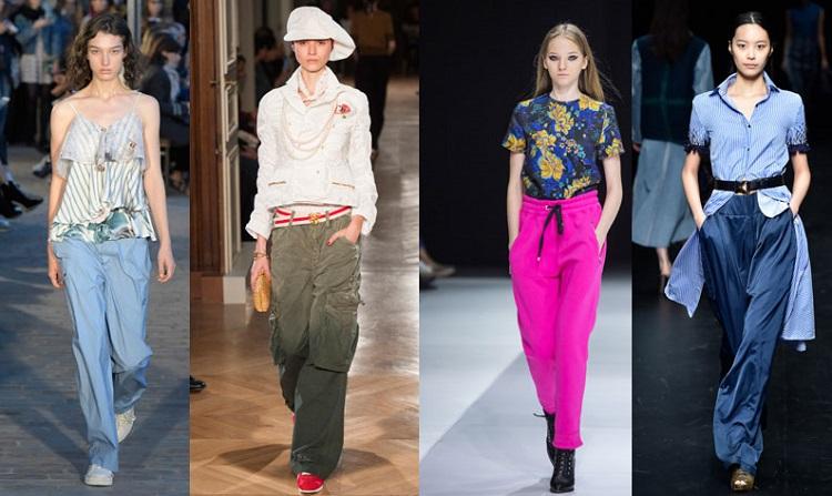 модные брюки этой весной 2017