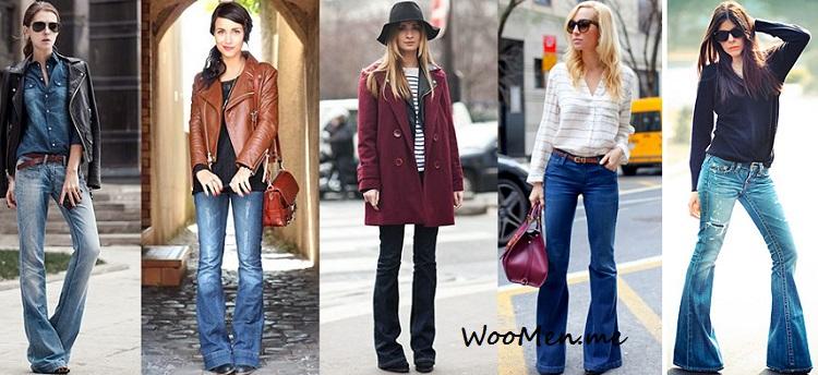 Женские джинсы весна 2017 тенденции