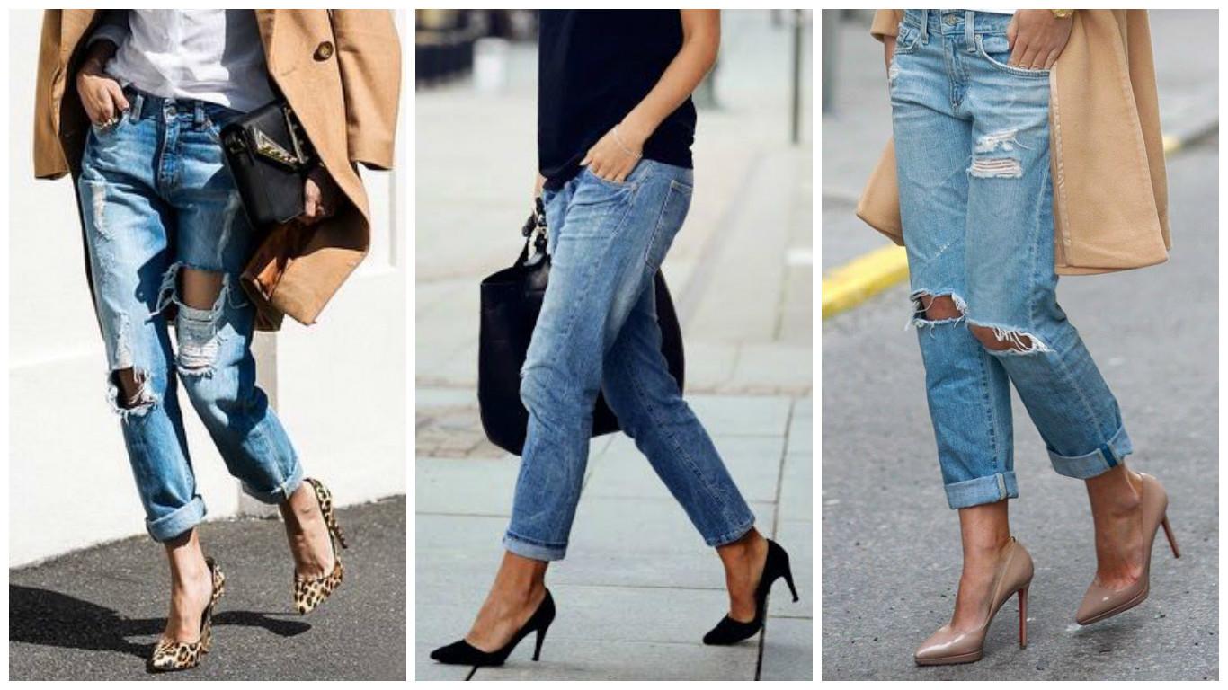 джинсы для женщин мода весна 2017