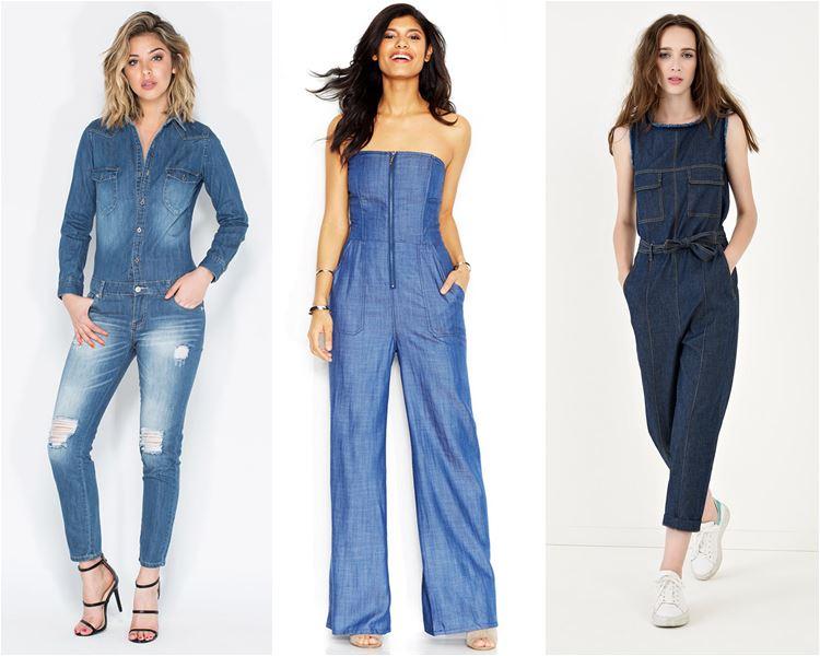 Женские джинсы мода лето 2017