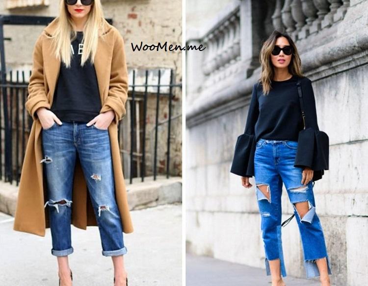Модные джинсы лето 2017
