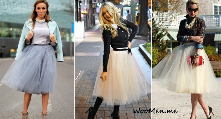Мода юбки 2017