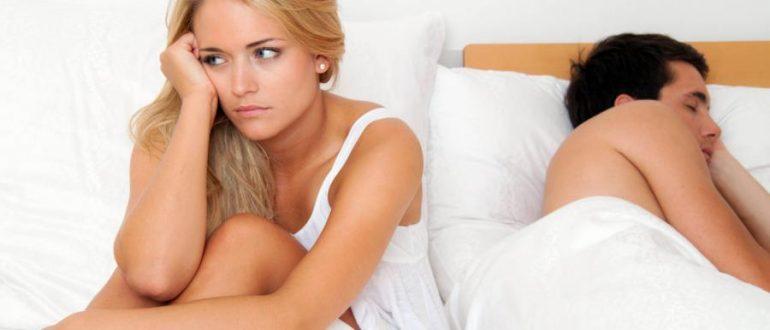 Почему больно во время секса