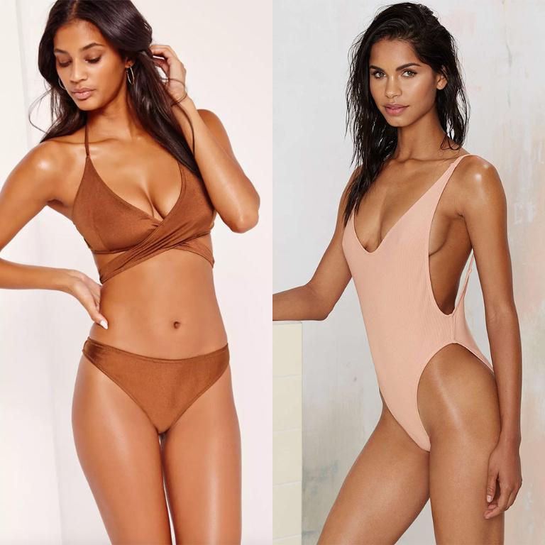 Модные купальники 2017 тенденции