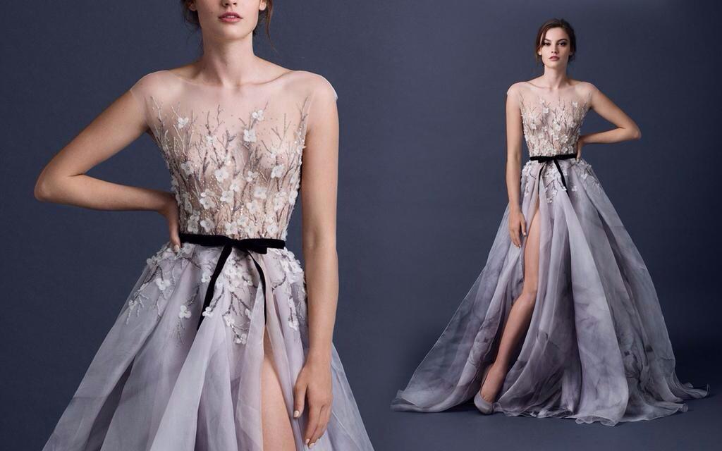 Платье на выпускной 2017