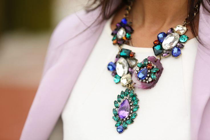 ожерелья-пластроны