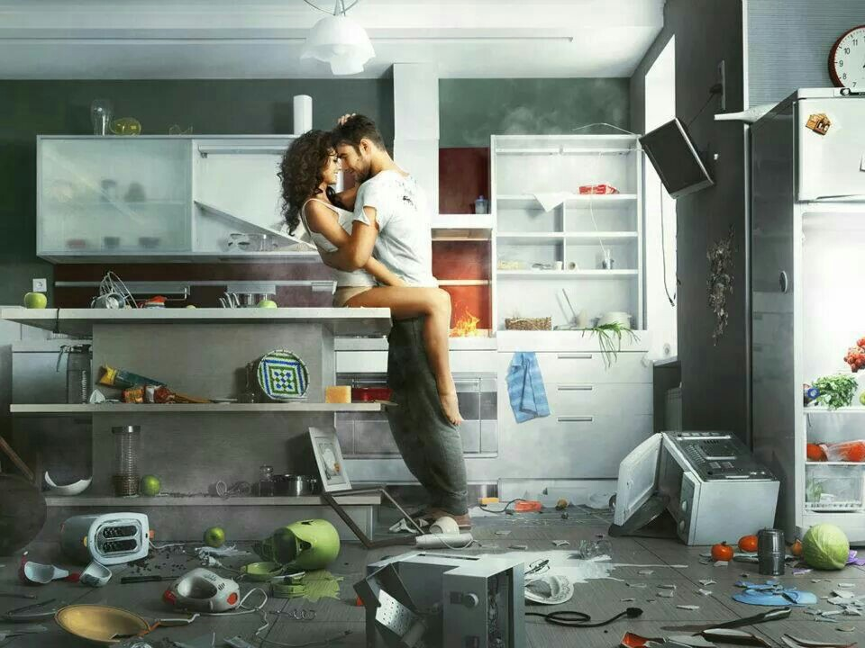 Ссоры убивают страсть