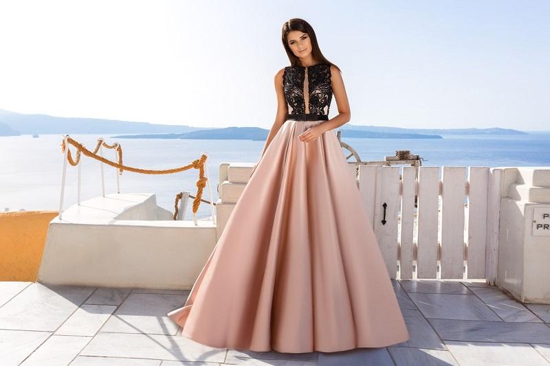 Модное платье на выпускной 2017