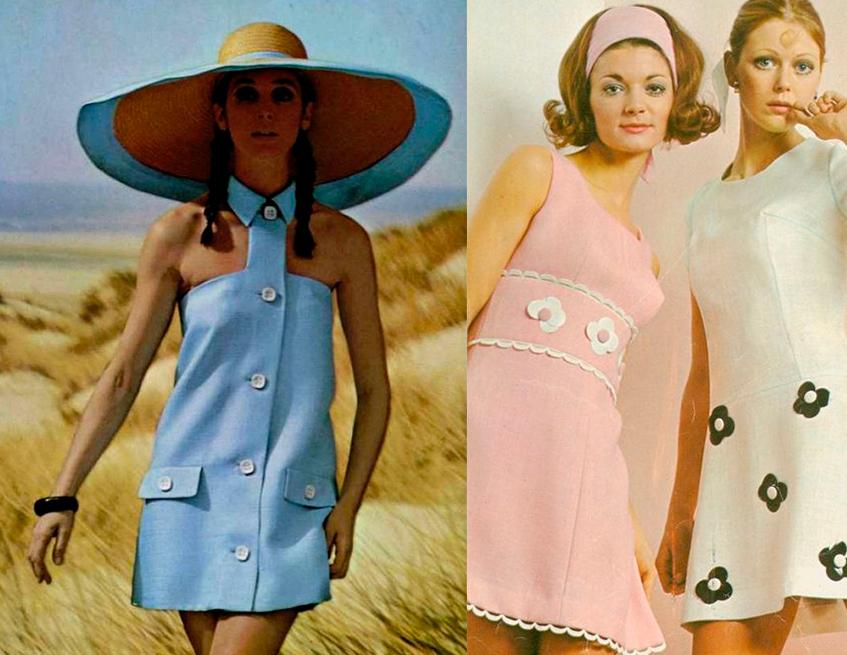 Как изменилась мода за 100 лет?