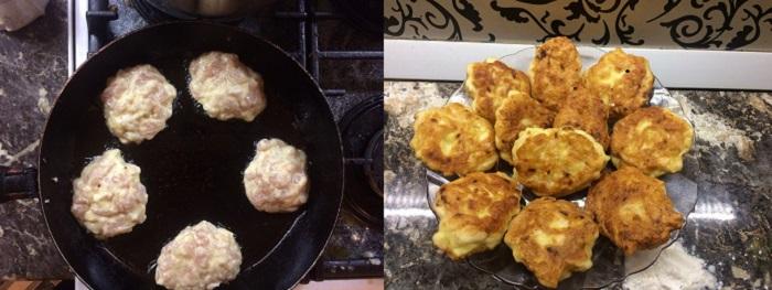 Рецепт котлет из рубленного мяса