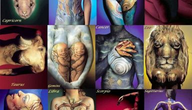 Какая татуировка подходит тебе по знаку зодиака?