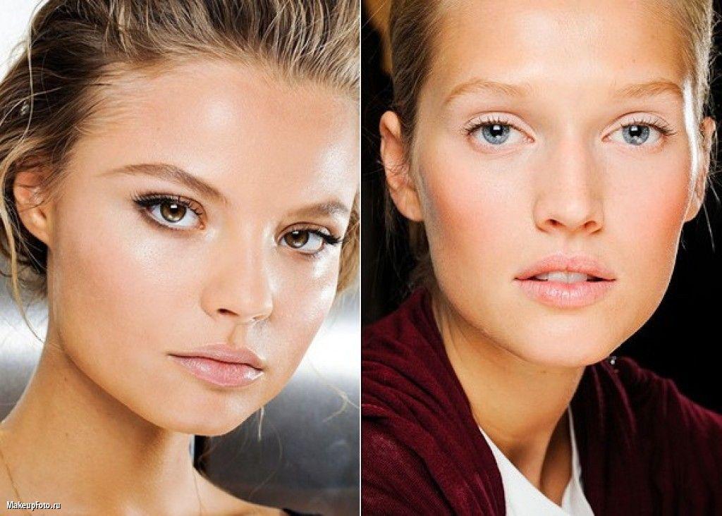 Модный макияж осень 2017